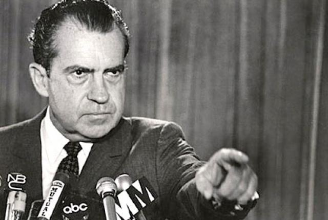 Richard Milhous Nixon is widely known as the 37th President of the United States but he had his beginning in the city of Whittier, California.